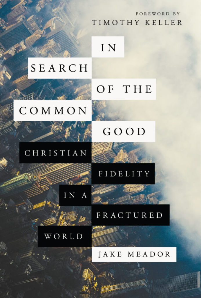 Book cover of In Search of the Common Good